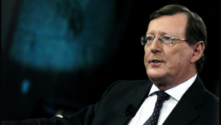 David  Trimble, keynote speaker